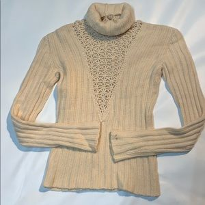 Catherine Halandrino  turtleneck sweater